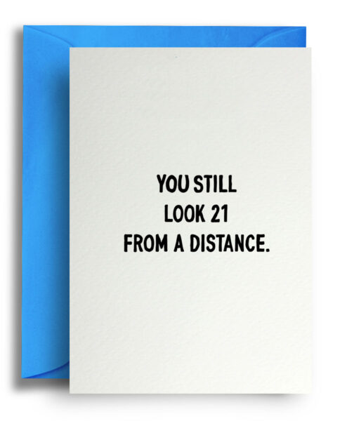 21 Distance