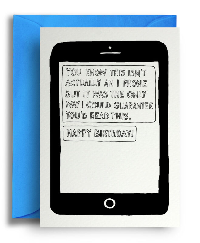 iphone bday
