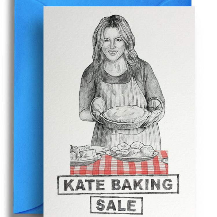 Kate Baking Sale