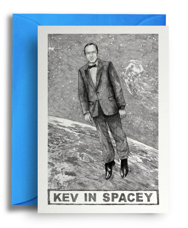 kevi in spacey
