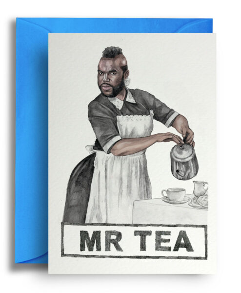 Col Mr Tea
